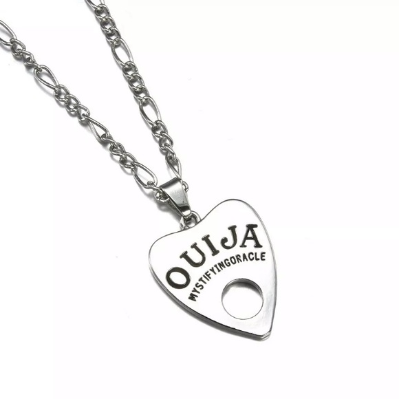 "Jewelry - 🥳Host Pick🥳 Ouija""Mystifying Oracle"" Necklace"